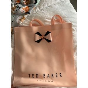 Ted Baker London Bow Shopper Tote